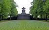 Afterwards only memorials (Antropoturista) Tags: belgium lommel cemetery memorial germansoldiers