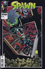 Spawn 09 (micky the pixel) Tags: comics comic horror heft imagecomics infinityverlag toddmcfarlane gregcapulla spawn