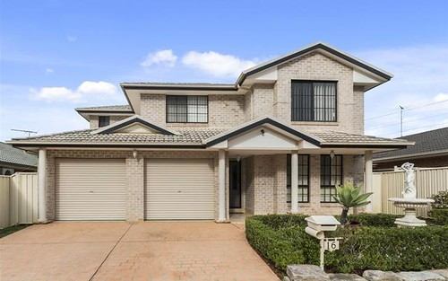 16 Padua Close, Prestons NSW 2170