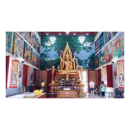 💙 temples budistes #buda #kohsamui #temple #templo #instagood #beautiful #memories #inshot #igers #instagram #thailand #trip #travel #viajaconmochila #ilovethailand #instagramers #viajeros #travellers