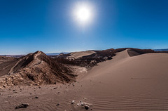 Valle de la Luna I (Mark McCaughrean) Tags: valledelaluna dune desert atacama chile sanpedrodeatacama