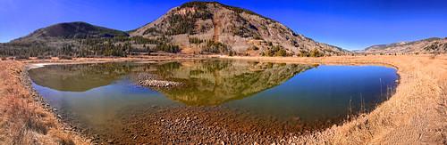 The Pond at Camp Hale
