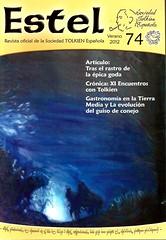 Sociedad_Tolkien_Espanola_Revista_Estel_74_portada (Sociedad Tolkien Espaola (STE)) Tags: ste estel revista tolkien esdla lotr