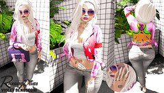 Post 196: Pink is not a color, it's an Attitude! (Paula Matsuo) Tags: mulloy empire cynful zoom amala addams lamb alme soy rama catwa maitreya slink letre collabor88 treschic