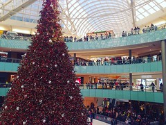 The annual exchange of culture. (Bell camp) Tags: mall shopping holiday iphone college wastedyouth youth wanderer mildlysignificant color art people urban suburbannative adventure travel wow dallas texas