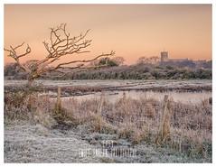 December Frost. (Emily_Endean_Photography) Tags: frosty frost december sunrise winter cold christchurch dorset nikon leefilters landscape