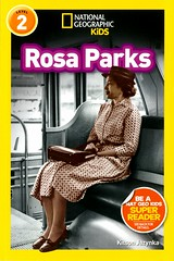 Rosa Parks (Vernon Barford School Library) Tags: 9781426321412 kitsonjazynka kitson jazynka rosaparks rosa parks civil rights civilrights women woman civilrightsworkers montgomery alabama segregation racism prejudice biography biographies biographical africanamerican africanamericans african american americans inventions inventors agriculture agriculturalists readinglevel grade3 rl3 quick read reads quickread quickreads qr vernon barford library libraries new recent book books reading junior high middle school vernonbarford nonfiction paperback paperbacks softcover softcovers covers cover bookcover bookcovers