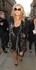 Jennifer Coolidge promoting her new film 'American Reunion' at various venues around town. London, England