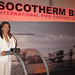 Lucila Pinto apresenta Evento da Socotherm