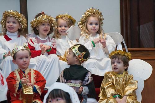 Preschool pageant