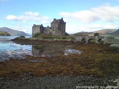 Eilean Donan Castle (Rick Ellerman) Tags: castle scotland picasa eileandonancastle