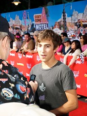 Vincent Martella, Voice of Disney Channel's Phineas