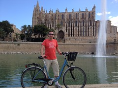 Fahhrad - Tour in Palma