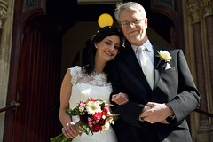(*Nom & Malc) Tags: uk wedding red beach church sunshine spring brighton traditional casual colourful relaxed weddingphotography weddingphotographers jamieellie mustardyellowphotography
