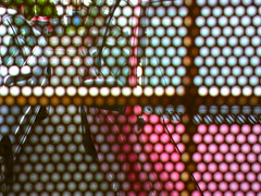 pixelated 2013-05-17 bicycling (roland) Tags: cameraphone food window vancouver bicycling restaurant chinese pixel rolandtanglaophoto malaysian hawkers screendoor pixelated singaporean hawkersdelight nokia808 nokia808photo