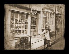 Harry Potter Studios, Watford (David Murphy123) Tags: wizard harrypotter olympus wiseacre e510