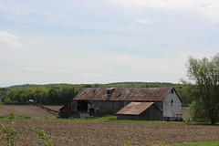 Old barn in Eastern Townships (pegase1972) Tags: canada barn rural quebec farm qubec qc ferme grange estrie easterntownships