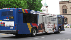 CDTA - Capital District Transportation Authority  4006 (Gerard Donnelly) Tags: bus albany autobus cdta
