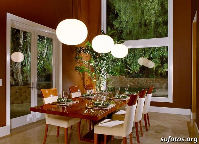 Salas de jantar decoradas (145)