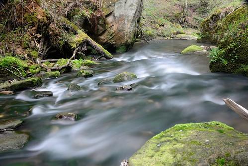 Water's running