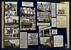 Library Exhibition on Weymouth... St Thomas Street...N.Notes.. (Tadie88) Tags: exhibitions oldphotos weymouth weymouthlibrary theoldweymouth historyofweymouth
