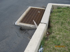 IMG_0540 (Stormwater Maintenance, LLC) Tags: problem inlet sinkhole catchbasin
