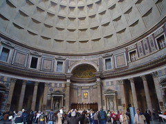 Costa Pacifica Cruise Nov 2012 - Rome (CovBoy2007) Tags: cruise italy costa rome roma temple italian mediterranean italia roman pantheon dome burial hadrian romans medcruise croisière agrippa thedome costacruise templetothegods costapacificacruise