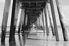 Pier on B&W (Jak 45) Tags: