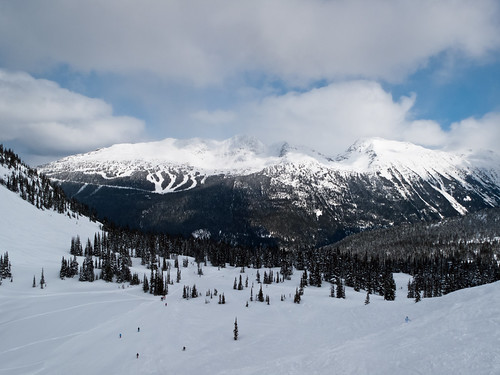 Blackcomb, from Whistler