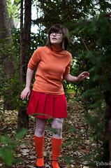 Vera (Scooby Doo) (fabnol) Tags: anime costume cosplay cartoon scoobydoo vera 2013