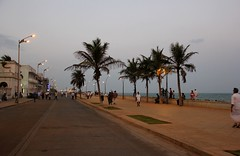Lungomare Pondicherry