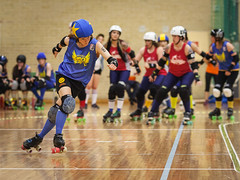 """Stockholm BSTRDs vs. Dock City Rollers-3 • <a style=""""font-size:0.8em;"""" href=""""http://www.flickr.com/photos/60822537@N07/8996354434/"""" target=""""_blank"""">View on Flickr</a>"""