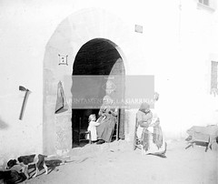 Can Barri, faana 1906 (Ajuntament de la Garriga) Tags: cases fotosantigues