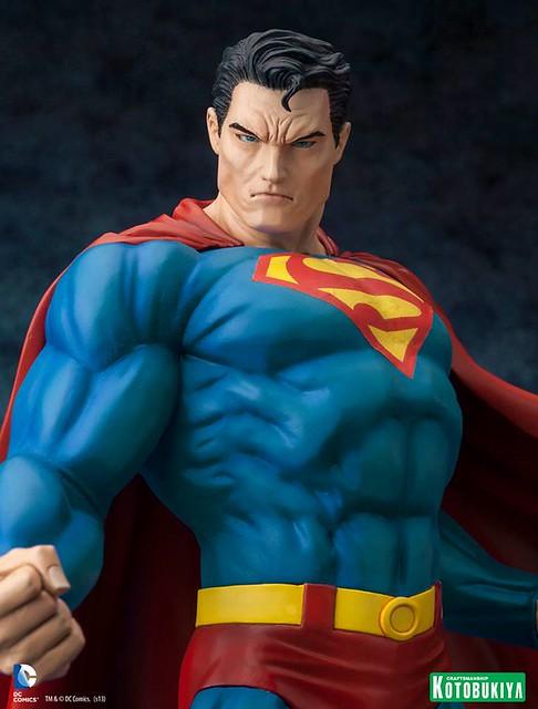 壽屋 ARTFX 1/6 SUPERMAN 超人 雕像