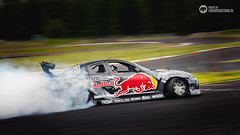 Power On (squareddesign) Tags: smoke pan mazda panning rx8 drifting drift grndal madmike badbull badbul