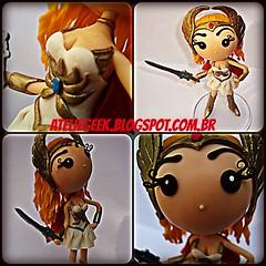 She-Ra (Ateli Geek) Tags: power arte geek biscuit 80s princesa heman shera poder toyart pricess