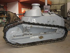 "Renault FT-17 • <a style=""font-size:0.8em;"" href=""http://www.flickr.com/photos/81723459@N04/9203523400/"" target=""_blank"">View on Flickr</a>"