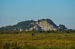 Pitt River Quarries (ajblake05) Tags: canada landscapes britishcolumbia hills northamerica lowermainland pittmeadows greatervancouver grantnarrows pittriverquarries gallery130720