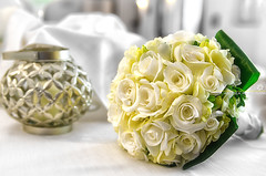 the bride's bouquet (andriyR4) Tags: wedding bride nikon bouquet tamron matrimonio 2875mm