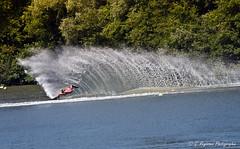 Ski nautique (G. Regisser Photographie) Tags: ski france canon de 21 lac 200 7d vague 70 juillet f28 tang nautique championnat 2013 brognard dambenois