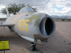 "MiG-17F (3) • <a style=""font-size:0.8em;"" href=""http://www.flickr.com/photos/81723459@N04/9442964571/"" target=""_blank"">View on Flickr</a>"
