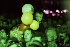 Green Man Festival (Polly-Thomas) Tags: uk music wales balloons child crowd greenmanfestival breconbeacons youngboy midlake crickhowell nikon70200mmf28 nikond3s