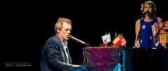 Hugh Laurie @ BRBF 2013 (Bitbanger2012) Tags: uk summer music festival concert belgium hugh live bart belgië blues zomer muziek laurie peer limburg belgien henseler letthemtalk 2013 brbf didntitrain bitbanger
