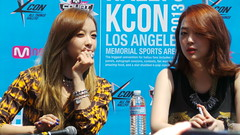 f(x) Audience Engagement @ KCON 2013 (Glenn Batuyong) Tags: luna fx kpop sulli amberliu kcon kryber victoriasong krystaljung songqian kcon2013 choijinri kconusa