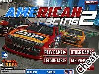 美國賽車2:修改版(American Racing 2 Cheat)