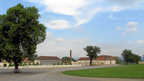Schloss Hof – Wirtschaftsgebäude Orangerie