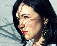Shadows (Moriconi Federica) Tags: light shadow portrait people macro persona foto occhi sguardo fotografia ritratto luce viso forma particolari particolare faccia