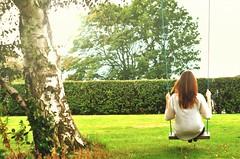 29/365 - Sitting on a swing (Pernil