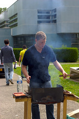 Barbecue @Grenoble SC 2014