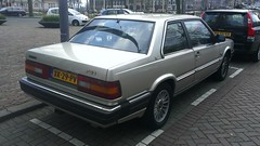 Volvo 780 2.8 Coup (sjoerd.wijsman) Tags: auto holland brick cars netherlands car volvo rotterdam nederland thenetherlands voiture vehicle holanda autos paysbas coupe olanda coup fahrzeug niederlande zuidholland bertone carspotting 780 vcar carspot volvo780 volvobertone xk29pv sidecode4 volvobrick 96tgsx